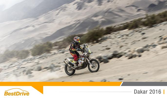 BestDrive - Dakar 2016 Etape 11 David Casteu 01