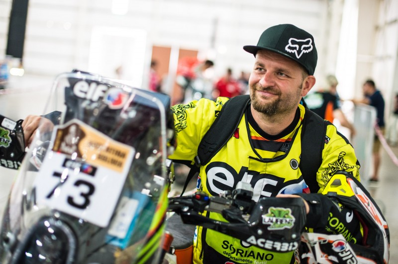 BestDrive - Dakar 2016 Etape 13 Laurent Lazard 01