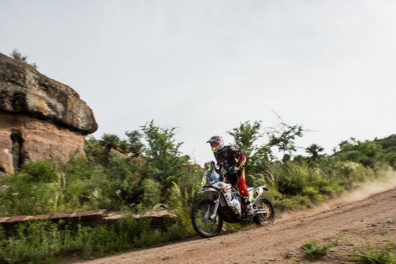 BestDrive - Dakar 2016 Etape 2 David Casteu 01