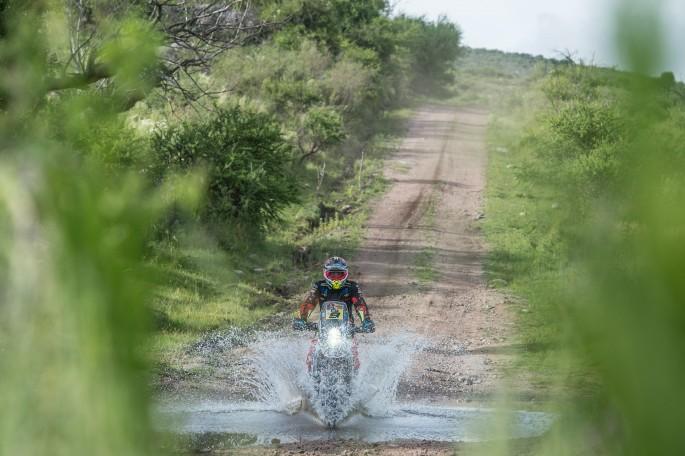 BestDrive - Dakar 2016 Etape 3 David Casteu 01