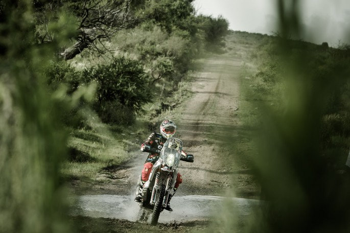 BestDrive - Dakar 2016 Etape 3 David Casteu 02