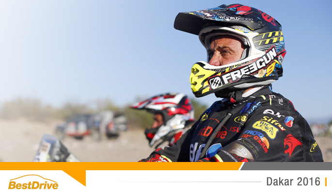 BestDrive - Dakar 2016 Etape 9 David Casteu 00