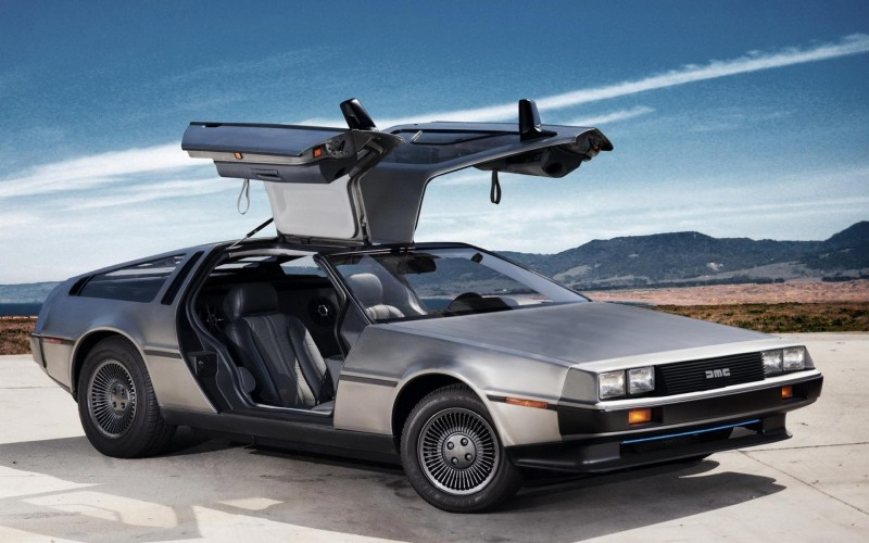 BestDrive - DeLorean DMC-12