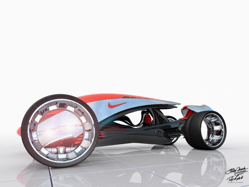 BestDrive - Gran Turismo 4 Nike One Concept 01