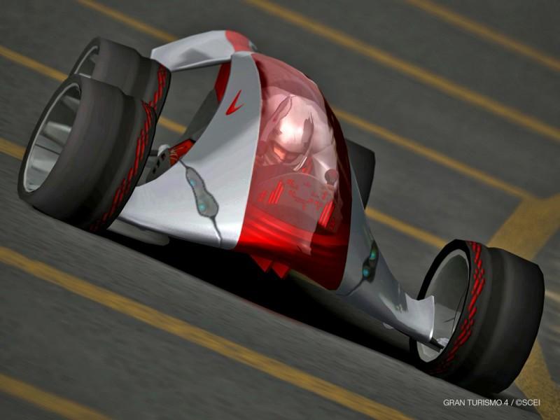 BestDrive - Gran Turismo 4 Nike One Concept 03