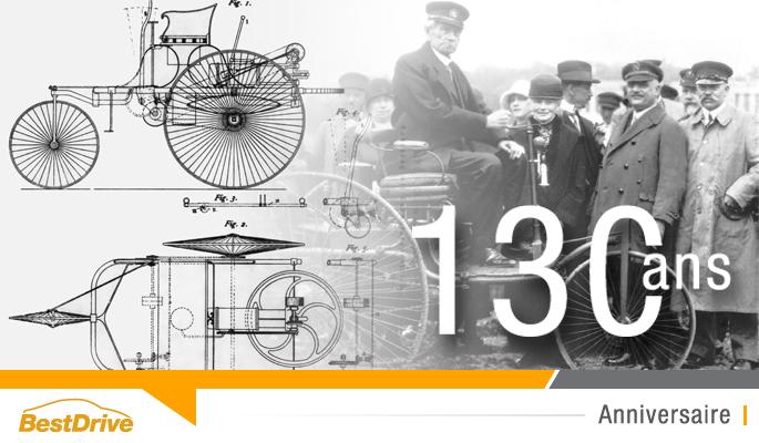 BestDrive - L'automobile fête ses 130 ans 00