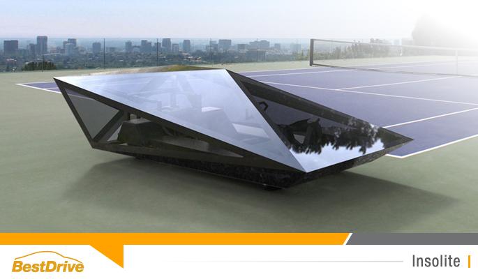 BestDrive - United Nude Lamborghini Lo Res Concept Car 00