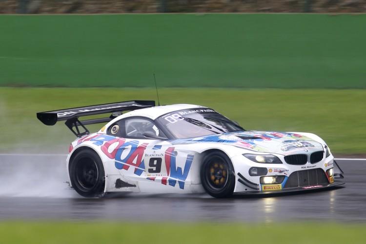 BestDrive - BMW Z4 GT3 2015 - 24 heures de  Spa-Francorchamps