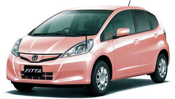 BestDrive - Fails noms de voitures Honda Fitta