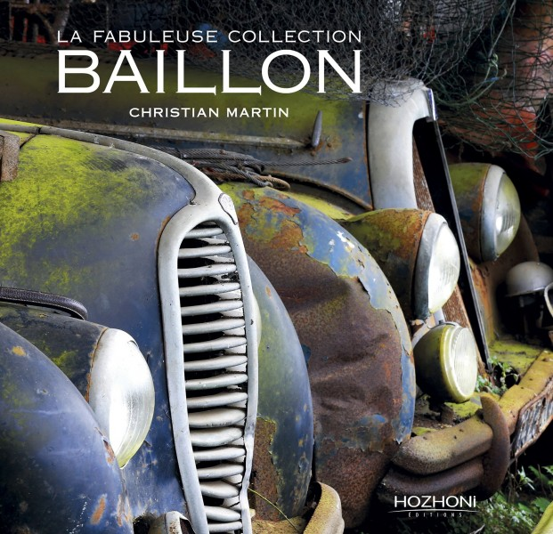 BestDrive - La fabuleuse collection Baillon Grand Prix du Plus Beau Livre 2015