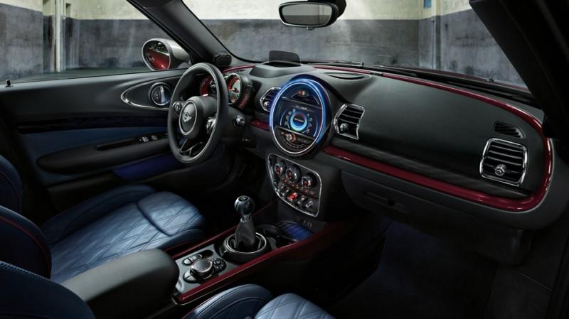 BestDrive - Mini Clubman 03 Grand Prix du Plus Bel Intérieur 2015