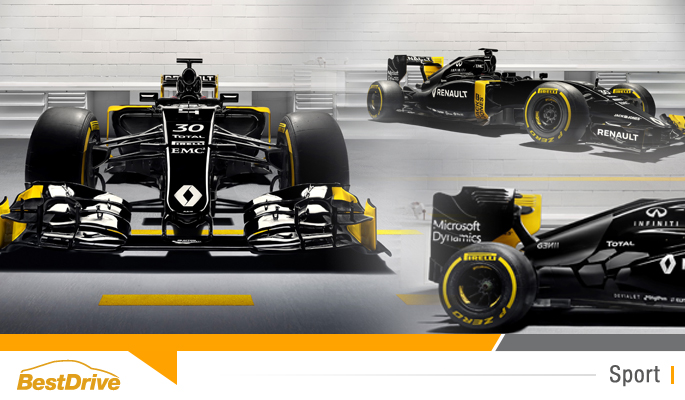 renault revient en f1 avec la rs16bestblog. Black Bedroom Furniture Sets. Home Design Ideas