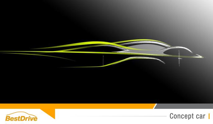 BestDrive - Aston Martin et Red Bull supercar AM-RB 001