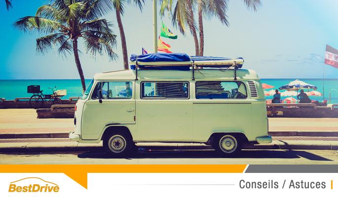 BestDrive - Conseils pour bien préparer son départ en voiture - Départ en vacances