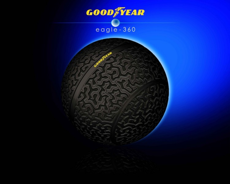 BestDrive - Goodyear Eagle-360 pneu sphérique 01