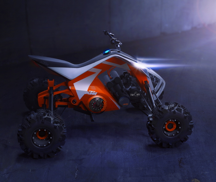 BestDrive - KTM X2 Hybrid 01