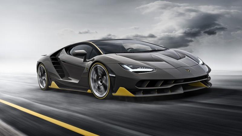 BestDrive - Lamborghini Centenario LP 770-4 Genève 2016 - 02