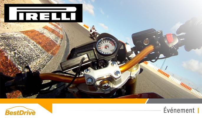 BestDrive - Pirelli Days 2016