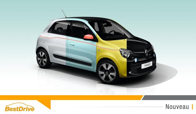 BestDrive - Renault Twingo III Hipanema 00