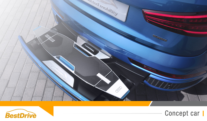 BestDrive - Audi Connected Mobility Concept 00