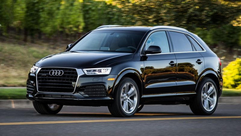 BestDrive - Audi Q3