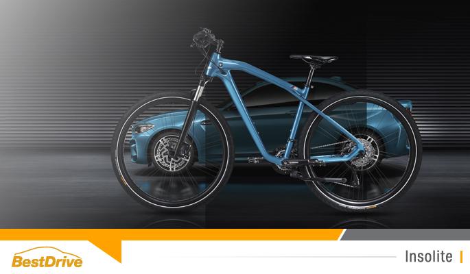 BestDrive - BMW Cruise M Bike 00