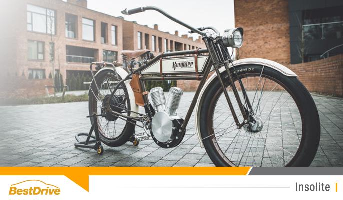 BestDrive - Des vélos électriques qui ressemblent à des motos vintage