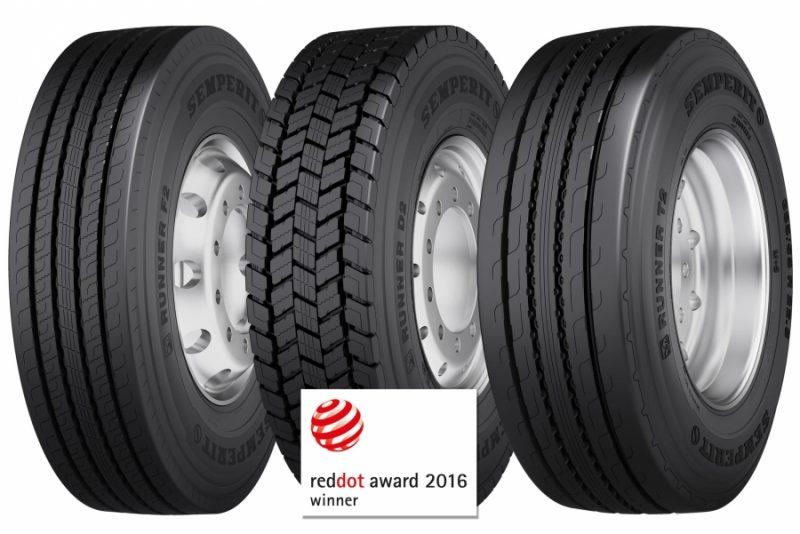 BestDrive - Gamme pneus poids lourd Semperit Runner D2 F2 T2