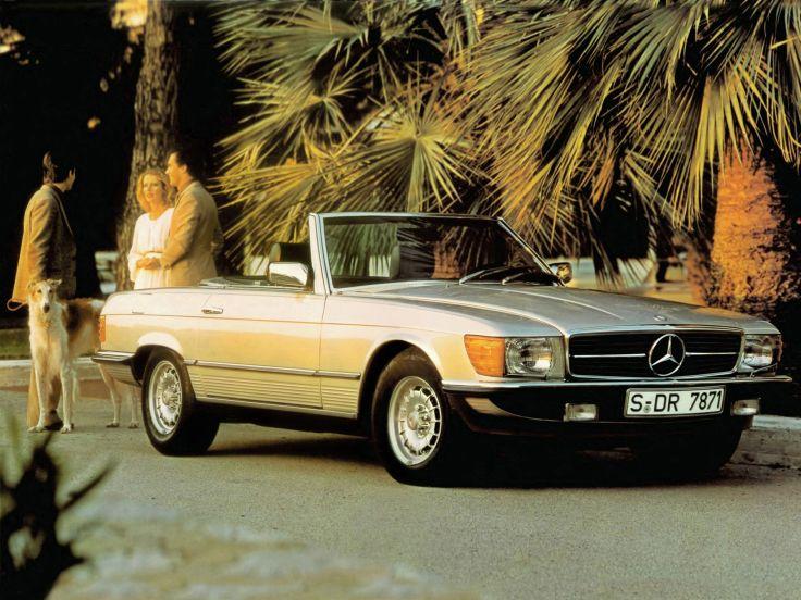 BestDrive - Mercedes-Benz SL R107