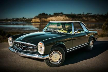 BestDrive - Mercedes-Benz SL W113