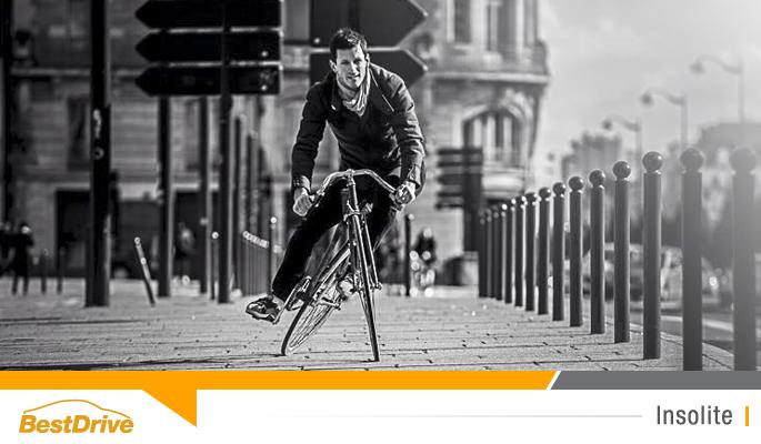 BestDrive - Trocadero Fixie le vélo désarticulé pour les amateurs de glisse
