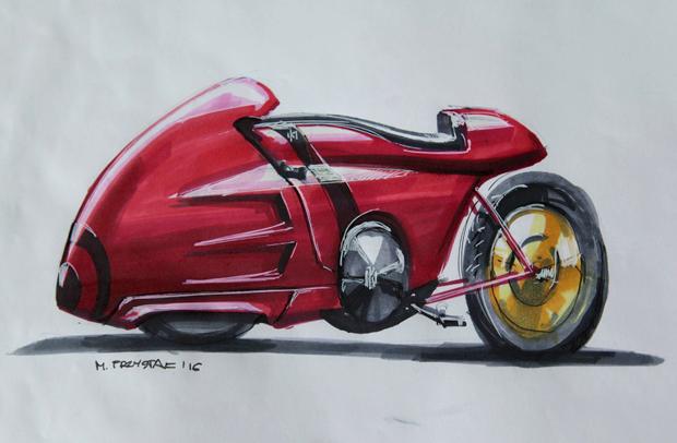BestDrive - Vélo électrique vintage Speed 04