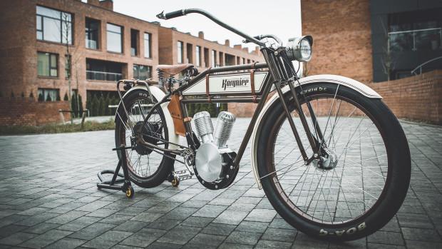 BestDrive - Vélo électrique vintage deLux Touring 03