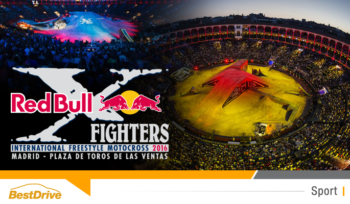 BestDrive - Red Bull X-Fighters 2016