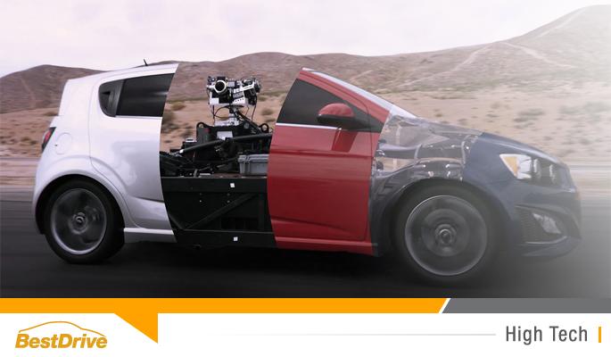 BestDrive - Blackbird, la voiture qui va révolutionner les cascades au cinéma 00
