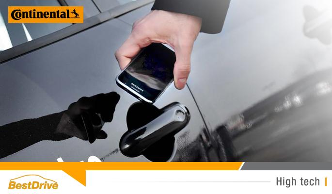 BestDrive - Continental Smart Access clé dématérialisée