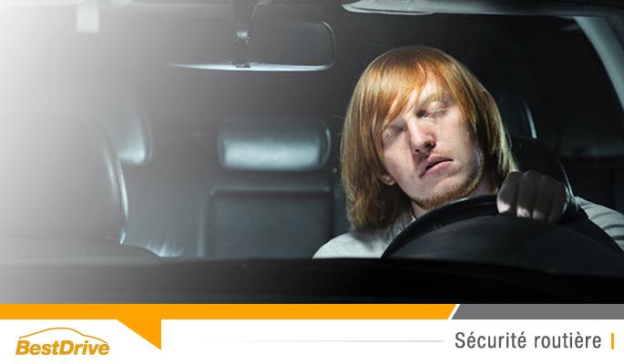 BestDrive - Danger somnolence au volant bilan sécurité ASFA