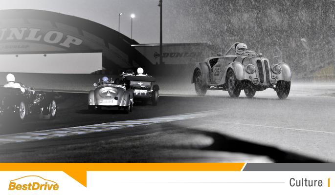 BestDrive - Exposition Un jour Une nuit BMW Le Mans Classique Cathy Dubuisson 00
