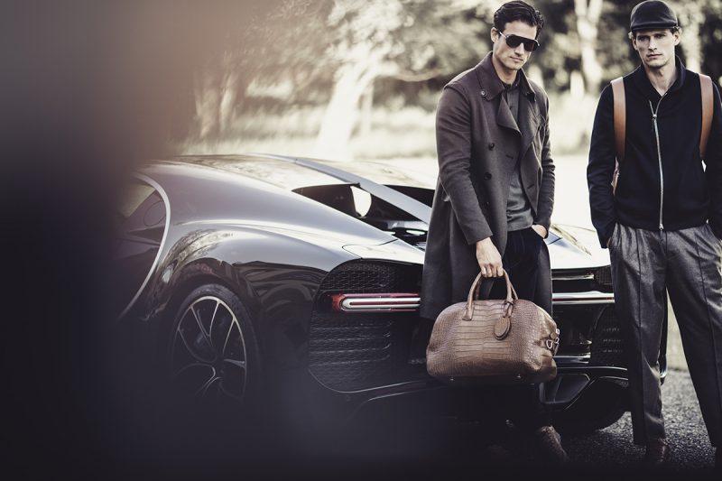 BestDrive - Giorgio Armani Bugatti collection capsule 01