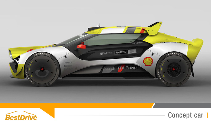 BestDrive - Rally-Ready Audi R4 Concept 00