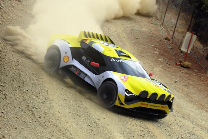 BestDrive - Rally-Ready Audi R4 Concept 02