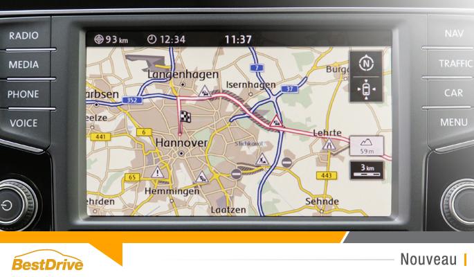 BestDrive - Regular Routes le système de navigation qui facilite les trajets quotidiens