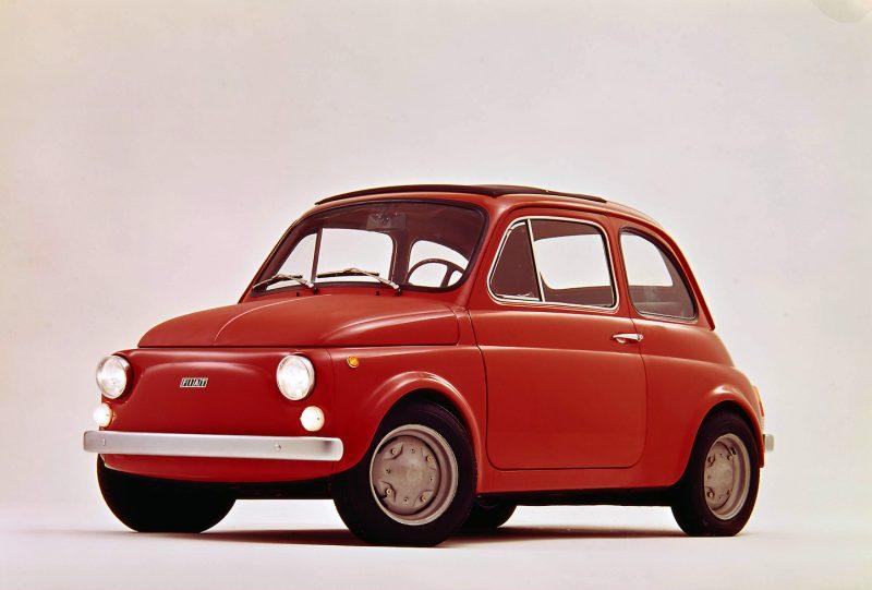 BestDrive - Fiat 500 1972