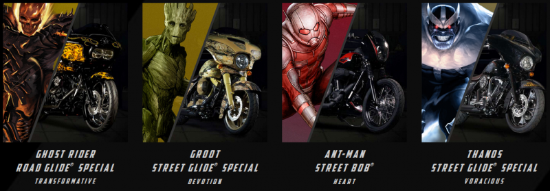 BestDrive - Harley Davidson x Marvel 03