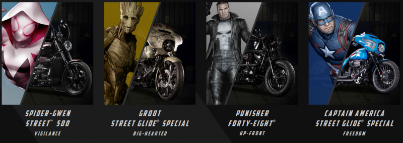 BestDrive - Harley Davidson x Marvel 06