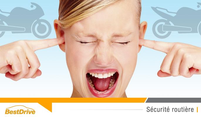 BestDrive - Projet de loi contre les nuisances sonores des deux-roues