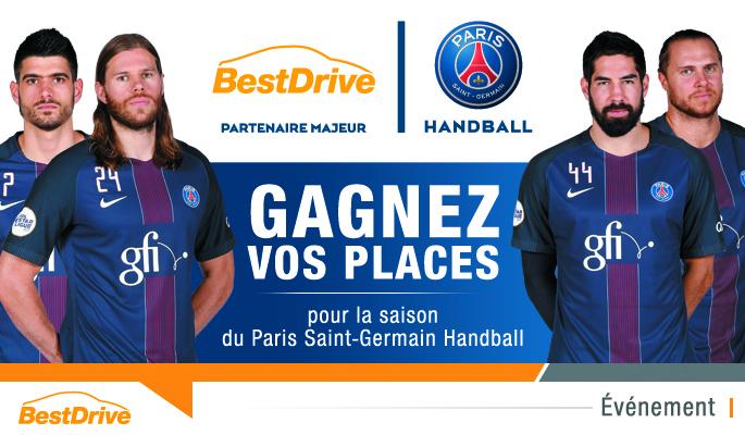 bestdrive-jeu-concours-paris-saint-germain-handball-saison-complete