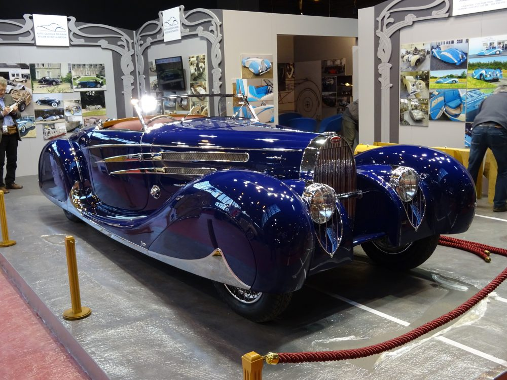 En direct du salon retromobile 2017bestblog for Retromobile salon