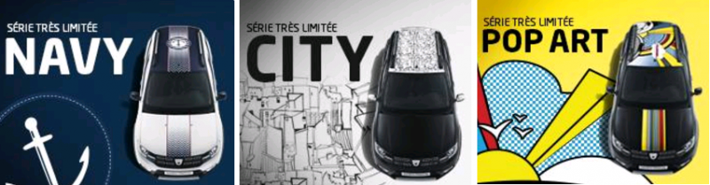 Gagnez Une Dacia Sandero S 233 Rie Tr 232 S Limit 233 Ebestblog
