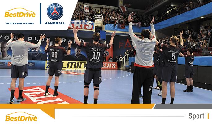 Coupe d europe veszpr m s incline face au paris saint - Coupe d europe de handball ...